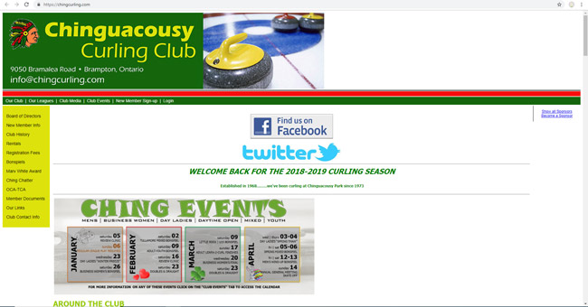Chinguacousy Curling Club